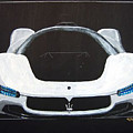 Maserati Birdcage 75th Concept by Richard Le Page
