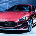 Maserati by Ronald Grogan