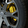 Maserati Wheel by Artin Mikaelyan