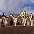 Masia Freixa, Terrassa, Spain by Karol Kozlowski