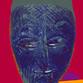 Mask 10 by Noredin Morgan