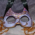 Mask 2 by Judy Henninger