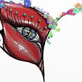 Mask Elegance by Rana King