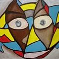 Mask by Philip Okoro
