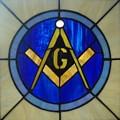 Masonic Emblem by Liz Lowder