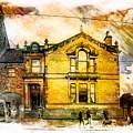 Masonic Lodge 2 by John Lynch