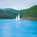 Mason's Sailboat by Stephen Degan