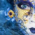 Masquerade I by Charmaine Zoe