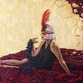 Masquerade by Maren Jeskanen