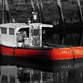 Massachusetts Cape Ann Rockport by Juergen Roth