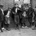 Massachusetts: Gang, C1916 by Granger