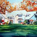 Massachusetts Home by Hanne Lore Koehler