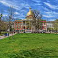 Massachusetts State House by Brian MacLean