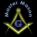 Master Mason In Black by Reynaldo Williams