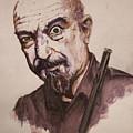 Master Of Flute by Maja Sajnkar