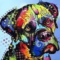 Mastiff Warrior by Dean Russo