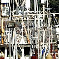 Masts 2354 by Jerry Sodorff
