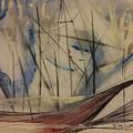 Masts by Gregory Dallum