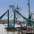 Matagorda Fishing Boats by JG Thompson