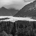Matanuska Glacier by Sara Hudock