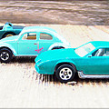 Matchbox Cars by Donna Wrachford