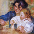 Maternal Love by Georgiana Romanovna
