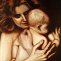 Maternal Love by Lia  Marsman