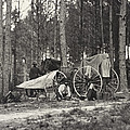 Mathew Brady Wagon by Underwood Archives