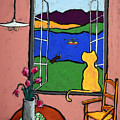 Matisse's Cat by David Hinds