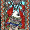Matsya Awatar 1 by Prerna