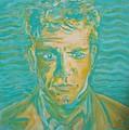 Matt Damon by Todd Artist