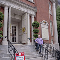 Matt V. Group At The Park Street Church In Boston, Massachusetts On August 26, 2016 by Jean-Louis Eck