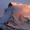 Matterhorn At Dusk by Jetson Nguyen