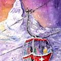 Matterhorn Authentic by Miki De Goodaboom