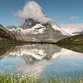 Matterhorn Reflections by Alissa Beth Photography