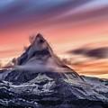 Matterhorn by Sebastian Musial