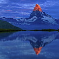 Matterhorn Sunrise by Ralf Rohner
