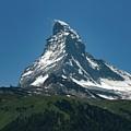 Matterhorn, Switzerland by Samuel Pye