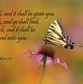 Matthew 7 7 by Ann Bridges