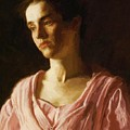 Maud Cook 1895 by Eakins Thomas