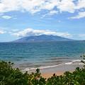 Maui Beach by Christine Owens