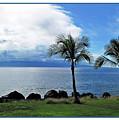 Maui Clouds by Joan  Minchak