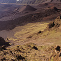 Maui, Haleakala Crater by Mary Van de Ven - Printscapes