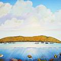 Maui Molokini Magic by Jerome Stumphauzer