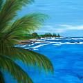 Maui Palm by Nancy Nuce