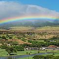 Maui Rainbow by Frank Testa