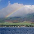 Maui Rainbow by Ron Dahlquist - Printscapes