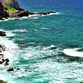 Maui Seascape by Gerald Blaine
