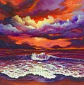 Maui Sunset 2 by Darice Machel McGuire