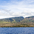 Maui - View From The Boat by Ritesh Manchanda